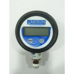 OMICRON - Digital Pressure Gauge (AS-313) (-1 TO 25 BAR)+ Free Calibration Certificate