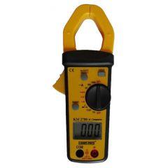 kUSUMMECO - 1000A AC Digital Clampmeter ( KM 2780) + Free Calibration Certificate