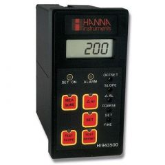 HANNA - Ec Analog Controller (HI943500C) + Free Calibration Certificate