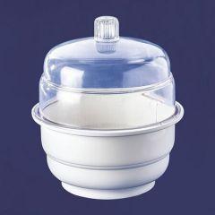 Maxima- Plastic Desiccator (Plain) (300 mm)