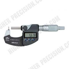 MITUTOYO- Tube Micrometer  (0-25 MM (TYPE-B)) (115-308) + Free Calibration Certificate (T/D/TMM/MIT/025/004)