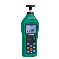 INSIZE- Digital Tachometer (Contact Type) (50-19999RPM) (9222-199) +Free Calibration Certificate