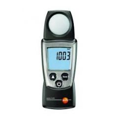 Testo - Pocket-sized lux meter( 0 to 99999 Lux) (540)