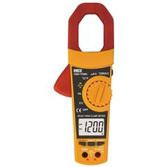 MECO - 3-5/6 DIGIT 6000 COUNT 1200A DC / AC TRMS DIGITAL CLAMPMETER   (1080-TRMS)+ FREE CALIBRATION CERTIFICATE