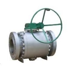 AIRA- TRUNNION MOUNTED SPRING LOADED BALL VALVE FLANGED END (1