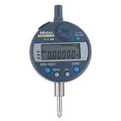 MITUTOYO - Digital Dial Gauge (25  MM) (543-551)+ Free Calibration Certificate