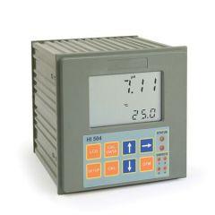 HANNA- PH/Orp  Digital Controller With Sensor Check™ (HI504) + Free Calibration Certificate  (001)