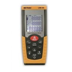 METRAVI- Digital Laser Distance Meter ( 0.05 to 50 m) (LDM-100)