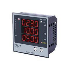 MULTISPN- POWER METER (VAW AC) (PM-11H) + FREE CAL.CERTIFICATE (003)