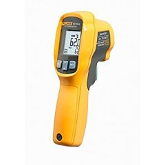 FLUKE - Infrared Thermometer ( -10? TO 500?) (62 MAX) + Free Calibration Certificate