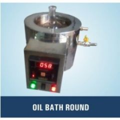 Maxima- Oil Bath  ( 5 Liter , S.S) (SLI-351) With Digital Temperature Controller