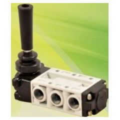 """AIRMAX- 5/2 & 5/3 Way Hand Lever Valve (SIKO SERIES) (SIKOHL-5-SR / SIKHOL-5-DT) (1/4"""") (001)"""