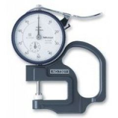 MITUTOYO - Dial Thickness Gauge  ( 0 - 1 MM) (7327) + Free Calibration Certificate