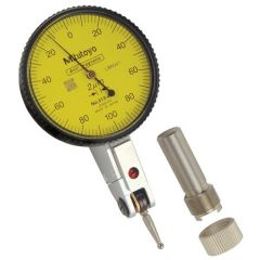 MITUTOYO - Lever Type Dial Gauge  (0.2 MM ) (513-405A) +Free Calibration Certificate