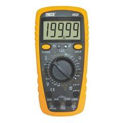 MECO- Digital Multimeter (45CF) +  Free Cal. Certificate