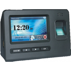 MANTRA- TIME ATTENDANCE & ACCESS CONTROL TERMINAL (SECUREACCESS V5) (004)