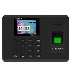 MANTRA- TIME ATTENDACE TERMINAL (MBIO-G1)
