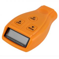 LT - Film / Coating Thickness Gauge + FREE  CALIBRATION CERTIFICATE ( 0 to 1.80 mm ) (  )