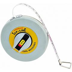 FREEMANS - MEASURING TAPE ( 50 METERS ) (TW - 50) + WITH CALIBRATION CERTIFICATE