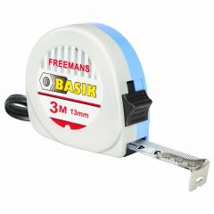 FREEMANS - Measuring Tape ( 10 Meters )(BKL 1025) + With Calibration Certificate