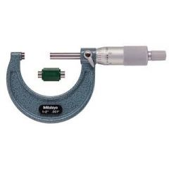 MITUTOYO - Outside Micrometer   (25-50 MM) (103-138) + Free Calibration Certificate