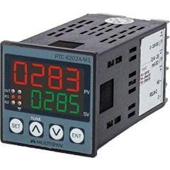 MULTISPAN- UNIVERSAL PROGRAMMABLE CONTROLLER (PTC-4202A-M1) + FREE CAL.CERTIFICATE (002)