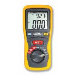 METRAVI- Digital Insulation Tester (0 TO 200 Mohm / 750 VAC / 1000 VDC) (DIT-912) + free cal.certificate