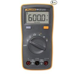 FLUKE- Digital Multimeter (FLUKE 106) (600 VAC/VDC) + Free Calibration Certificate