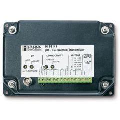 HANNA - ph And Ec Transmitters (HI98143) + Free Calibration Certificate
