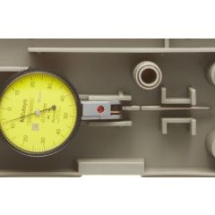MITUTOYO - Lever Type Dial Gauge (1.0 MM ) (513-415E) +Free Calibration Certificate