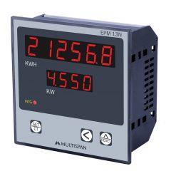 MULTISPAN- ENERGY (3 PHASE ENERGY & POWER METER) (EPM-13N) + FREE CAL. CERTIFICATE (001)