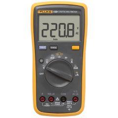 Fluke - Digital multimeter (1000V AC/DC) (Fluke 15B+)+Free Calibration Certificate