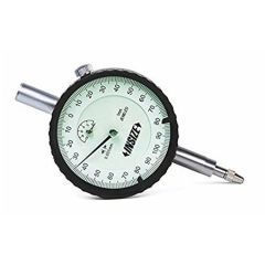 INSIZE - Plunger Type Dial Gauge (0-1mm ) (2313-1A ) + Free Calibration Certificate