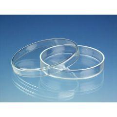Maxima- Petri Dishes Amber Colour (75 mm) (80 * 17 mm)