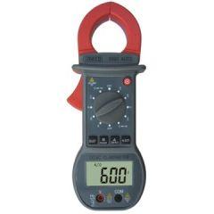 MECO- Digital Clampmeter (600V, 600A) (3690 AUTO)  +FREE  CALIBRATION CERTIFICATE