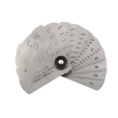 KRISTEEL - GEAR TOOTH PITCH GAUGE (0.35-4.5 MM) (GTPG 2666)  + FREE CALIBRATION CERTIFICATE