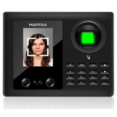 MANTRA- TIME ATTENDANCE & ACCESS CONTROL (BIOFACE-MSD1K)