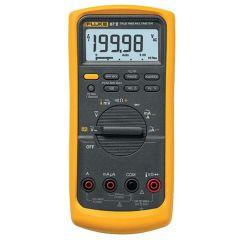 Fluke - Industrial Multimeter (87V)  (Ac/Dc -1000V)(Ac/Dc -10A) + Free Calibration Certificate