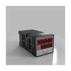 PID Temperature Controller (Dual display-4 digits_48x48_J&K/RTD/RTD.1 2W/3W Config.) + Free calibration certificate