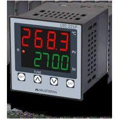 MULTISPAN-  TEMPERTURE CONTROOLER (UTC-221P) + FREE CAL.CERTIFICATE (002)