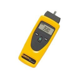 FLUKE- Contact and Non-Contact Dual-Purpose Tachometers (931) (1 to 99999 RPM) + Free Calibration Certificate