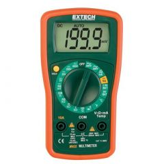 EXTECH- Mini Multimeter (MN-35) +Free Calibration Certificate