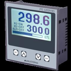 MULTISPAN- UNIVERSAL PROGRAMMABLE CONTROLLER (PTC-1202A-M1) + FREE CAL.CERTIFICATE (001)