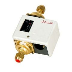 OMICRON - Differential Pressure Switch  (0 TO 4 BAR ) (UDPS) (Bellow Type )+ Free Calibration Certificate