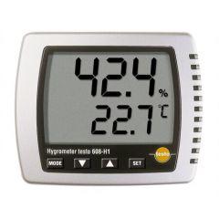Testo- Thermohygrometer  ( 0 to +50°C , 10 to +95% RH) (608 H1) +Free Calibration Certificate