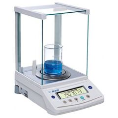ACZET -  Analytical Balances (60 gm) (0.1mg)  (CY-64C) (Internal Calibration) + Free Calibration Certificate
