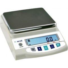 ACZET - Precision Balances ( 0-3000gm )(CG-3001L) +Free Calibration Certificate
