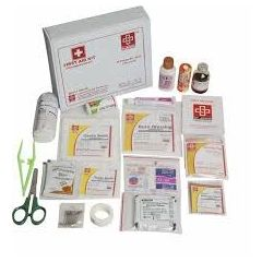 ST JOHNS- FIRST AID KIT (SJF V3) (OFFICE/ INDUSTRY/ VEHICLE)
