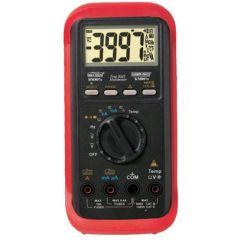 KUSUMMECO - 4000 Counts Autoranging True RMS Digital Multimeter (KM-807S) + Free Calibration Certificate
