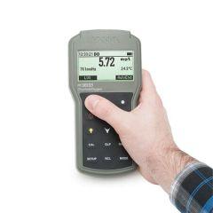 HANNA- Professional  Waterproof Meters With  Bench top  Performance In A Portable Meter   (HI98190 * HI98191* HI98192* HI98193) certificate (001)